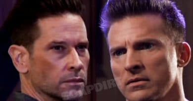 General Hospital Spoilers: Franco Baldwin (Roger Howarth) - Jason Morgan (Steve Burton)