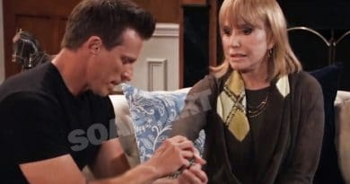 General Hospital Spoilers: Jason Morgan (Steve Burton) - Monica Quartermaine (Leslie Charleson)