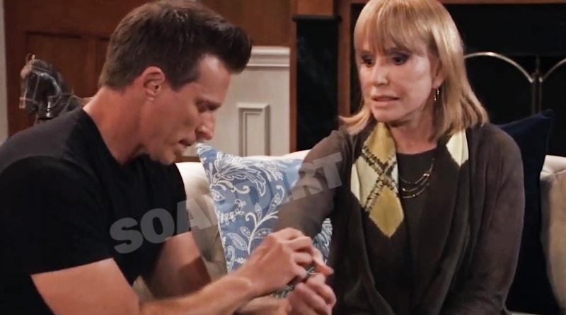 General Hospital Spoilers: Jason Morgan (Steve Burton) - Monica Quartermaine (Leslie Charleson)