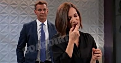 General Hospital Spoilers: Jasper Jacks (Ingo Rademacher) - Hayden Barnes (Rebecca Budig)