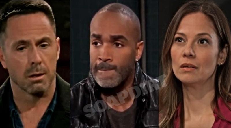 General Hospital Spoilers: Julian Jerome (William deVry) - Curtis Ashford ( Donnell Turner) - Kim Nero (Tamara Braun)