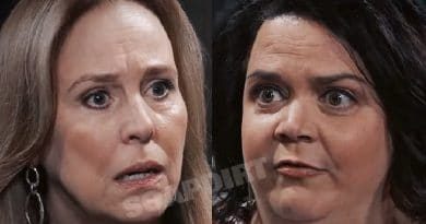 General Hospital Spoilers: Laura Spencer (Genie Francis) - Chelsea Lambas (Jen Ray)