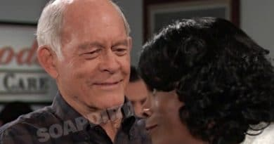 General Hospital Spoilers: Mike Corbin (Max Gail) - Yvonne Godfrey (Janet Hubert)