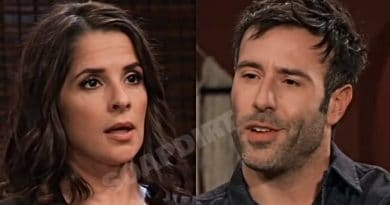 General Hospital Spoilers: Sam McCall (Kelly Monaco) Shiloh Archer (Coby Ryan McLaughlin)