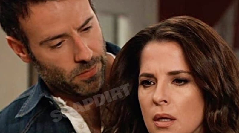General Hospital Spoilers: Shiloh Archer (Coby Ryan McLaughlin) - Sam Mccall (Kelly Monaco)