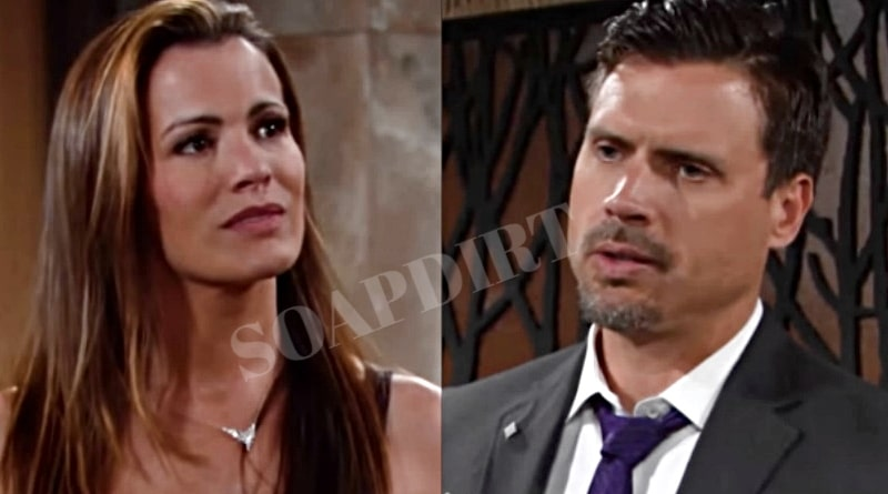 Young and the Restless: Chelsea Newman (Melissa Claire Egan) - Nick Newman (Joshua Morrow)