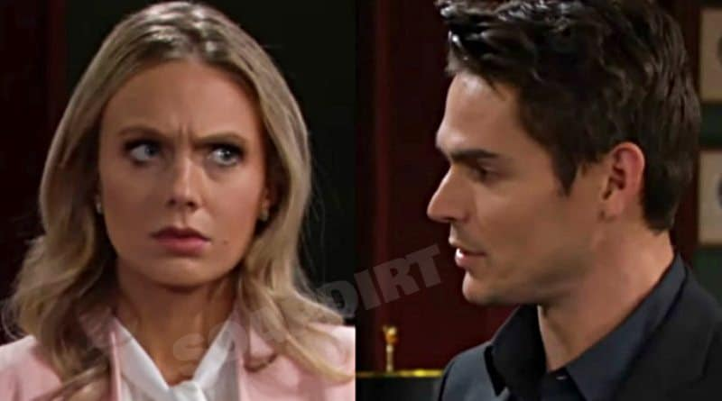Young and the Restless Spoilers: Abby Newman (Melissa Ordway) - Adam Newman (Mark Grossman)
