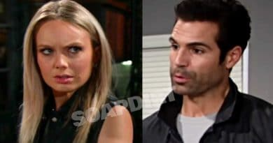Young and the Restless Spoilers: Abby Newman (Melissa Ordway) - Rey Rosales (Jordi Vilasuso)