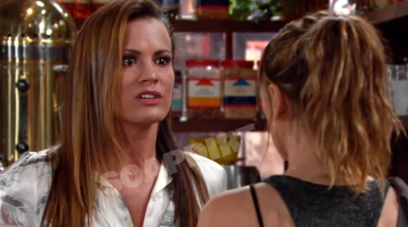 Young and the Restless Spoilers: Chelsea Newman - (Melissa Claire Egan) - Chloe Mitchell (Elizabeth Hendrickson)
