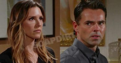 Young and the Restless Spoilers: Chloe Mitchell (Elizabeth Hendrickson) - Billy Abbott (Jason Thompson)
