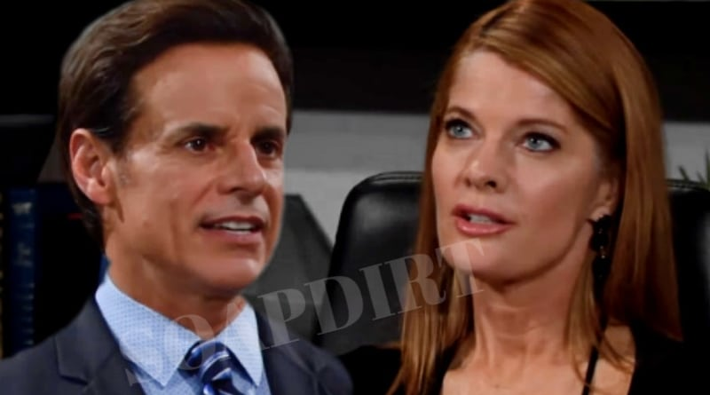 Young and the Restless Spoilers: Michael Baldwin (Christian LeBlanc) - Phyllis Summers (Michelle Stafford)