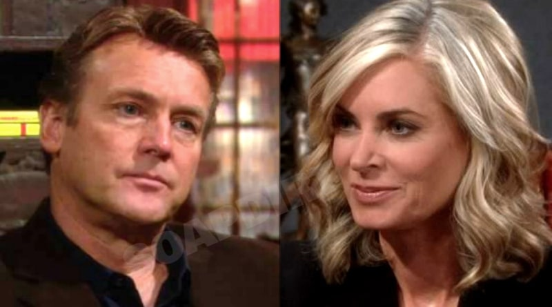 Young and the Restless Spoilers: Paul Williams (Doug Davidson) - Ashley Abbott (Eileen Davidson)