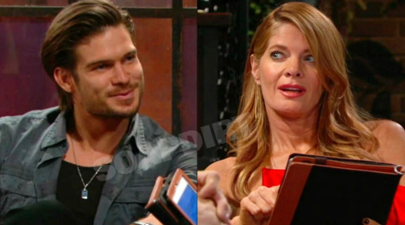 Young and the Restless Spoilers: Theo Vanderway (Tyler Johnson) - Phyllis Summers (Michelle Stafford)