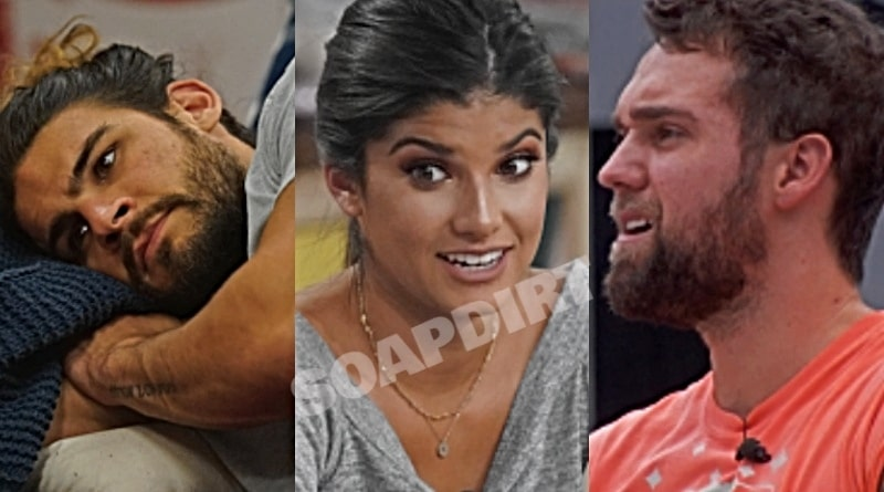 Big Brother: Jack Matthews - Analyse Talavera - Nick Maccarone