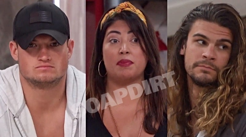 Big Brother: Jackson Michie - Jessica Milagros - Jack Matthews