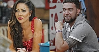 Big Brother Spoilers: Holly Allen - Nick Maccarone