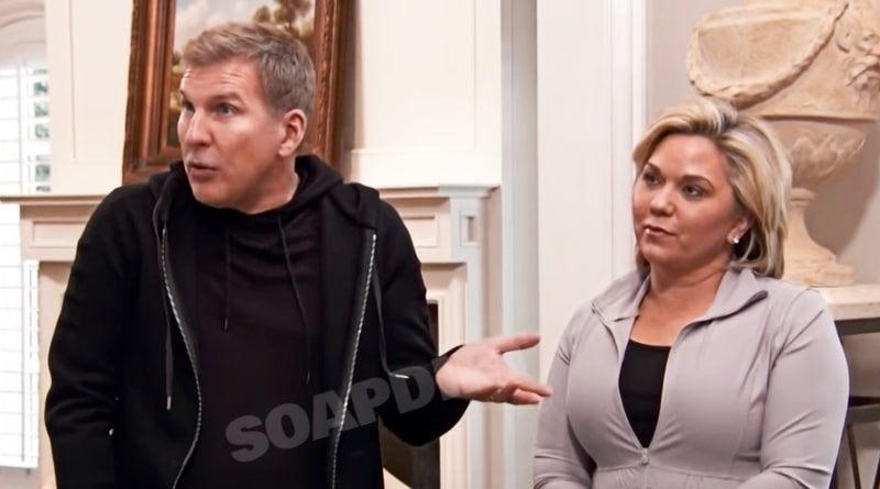 chrisley knows best: Todd Chrisley - Julie Chrisley