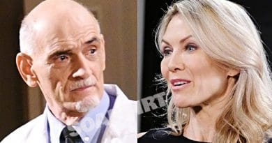 Days of Our Lives Spoilers: Wilhelm Rolf (William Utay) - Kristen DiMera (Stacy Haiduk)