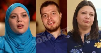 90 Day Fiance: Avery Mills - Omar Albakkour - Teri Mills - Before The 90 Days