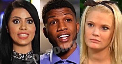 90 Day Fiance: Larissa Dos Santos Lima - Jay Smith - Ashley Martson