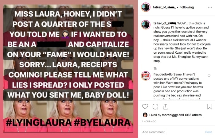 90 Day Fiance: Laura Jallali - Instagram - 1