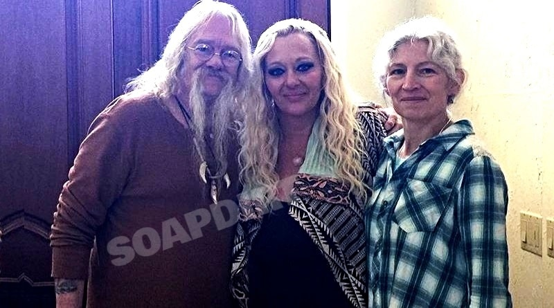 Alaskan Bush People: Billy Brown - Twila Byars - Ami Brown