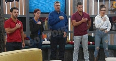 Big Brother 21: Tommy Bracco - Nicole Anthony - Cliff Hogg - Jackson Michie - Holly Allen