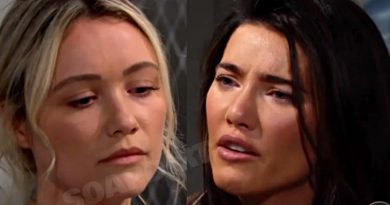 Bold and the Beautiful Spoilers: Steffy Forrester (Jacqueline MacInnes Wood) - Flo Fulton (Katrina Bowden)