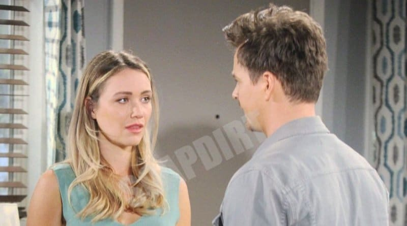 Bold and the Beautiful Spoilers: Flo Fulton (Katrina Bowden) - Wyatt Spencer (Darin Brooks) - Young and the Restless