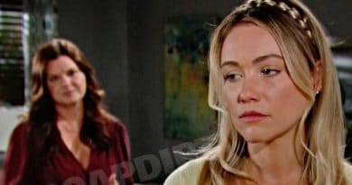 Bold and the Beautiful Spoilers: Katie Logan (Heather Tom) - Flo Fulton (Katrina Bowden)