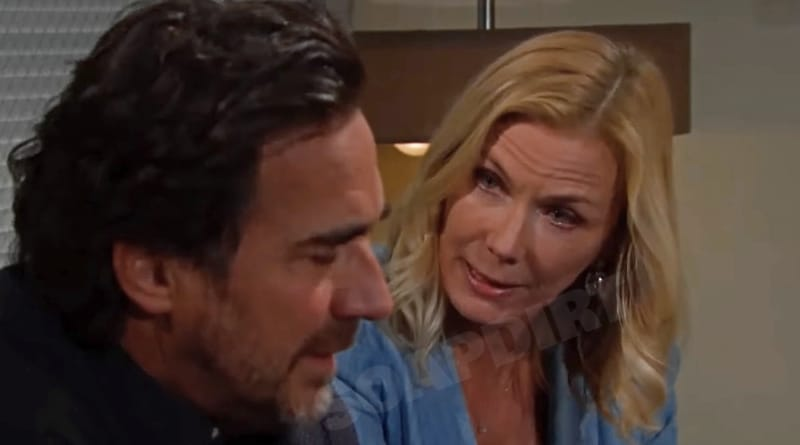 Bold and the Beautiful Spoilers: Ridge Forrester (Thorsten Kaye) - Brooke Logan (Katherine Kelly Lang)