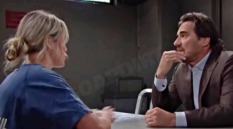 Bold and the Beautiful Spoilers: Ridge Forrester (Thorsten Kaye) - Flo Fulton (Katrina Bowden)