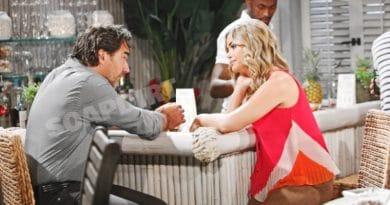 Bold and the Beautiful Spoilers: Ridge Forrester (Thorsten Kaye) - Shauna Fulton (Denise Richards)