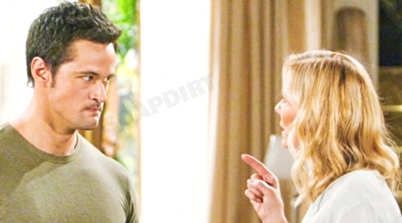 Bold and the Beautiful Spoilers: Thomas Forrester (Matthew Atkinson) - Brooke Logan (Katherine Kelly Lang)