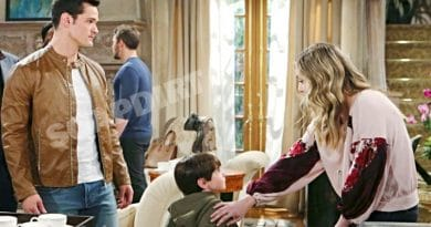 Bold and the Beautiful Spoilers: Thomas Forrester (Matthew Atkinson) - Hope Logan (Annika Noelle) - Douglas Forrester (Henry Joseph Samiri)