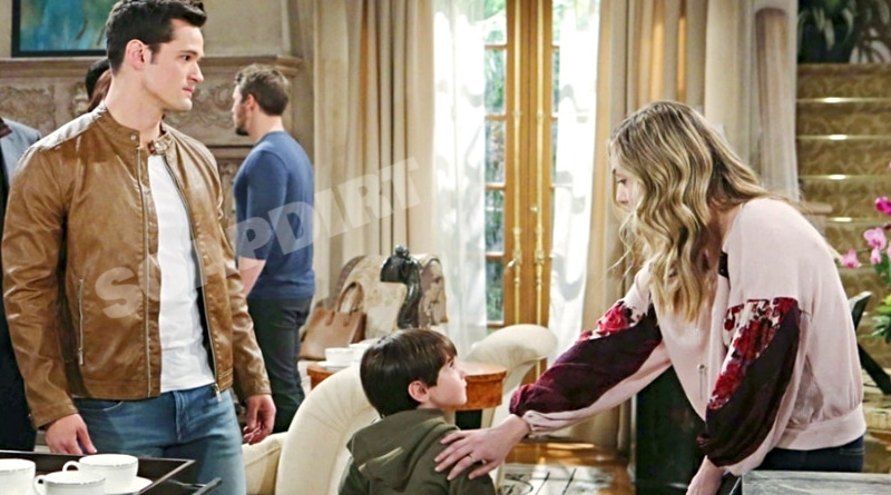 Bold and the Beautiful Spoilers: Thomas Forrester (Matthew Atkinson) - Hope Logan (Annika Noelle) - Douglas Forrester (Henry Joseph Samiri)