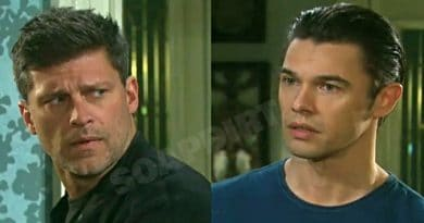Days of Our Lives: Eric Brady (Greg Vaughan) - Xander Cook (Paul Telfer)