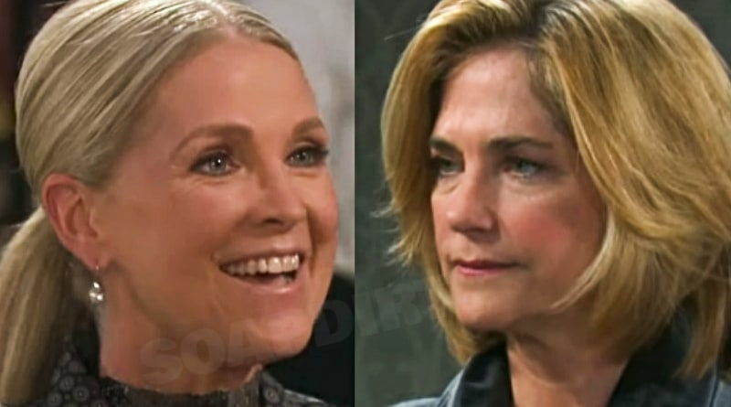 days of Our Lives Spoilers: Jennifer Horton (Melissa Reeves) - Eve Donovan (Kassie DePaiva)