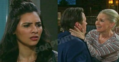 Days of Our Lives Spoilers: Gabi Hernandez (Camila Banus) - Jack Deveraux (Matthew Ashford) - Jennifer Horton (Melissa Reeves)