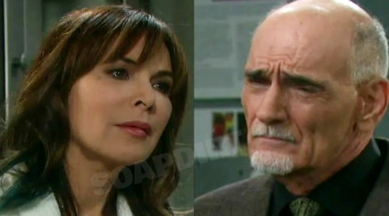 Days of Our Lives Spoilers: Kate Roberts (Lauren Koslow) - Wilhelm Rolf (William Utay)