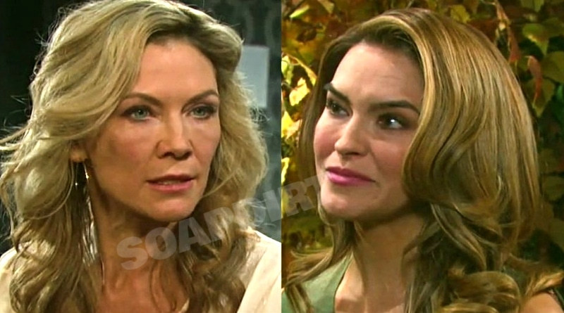 Days of Our Lives Spoilers: Kristen DiMera (Stacy Haiduk) - Jordan Ridgeway (Chrishell Stause)