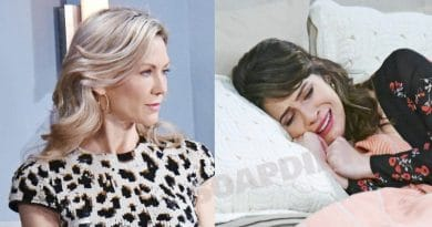 Days of Our Lives Spoilers: Kristen DiMera (Stacy Haiduk) - Sarah Horton (Linsey Godfrey)
