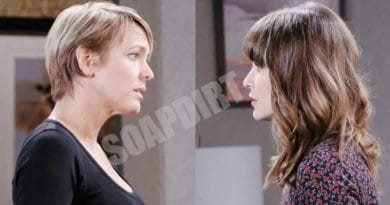 Days of Our Lives Spoilers: Nicole Walker (Arianne Zucker) - Sarah Horton (Linsey Godfrey)