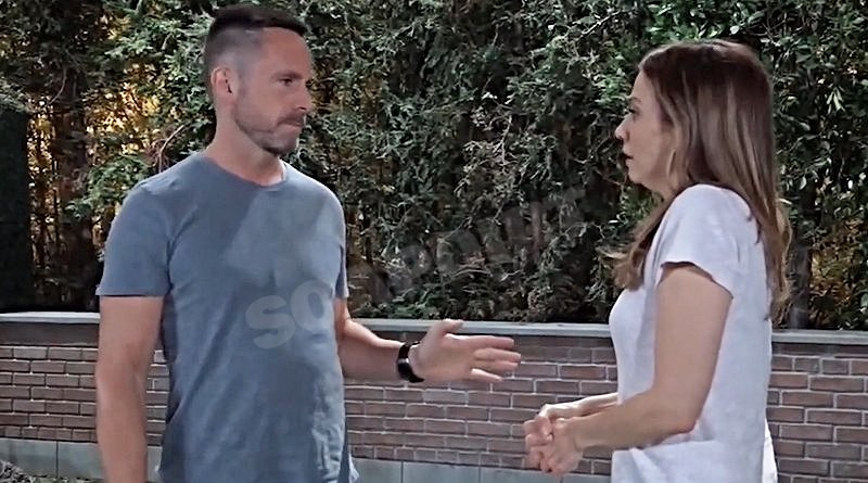 General Hospital Spoilers: Julian Jerome (William deVry) - Kim Nero (Tamara Braun)