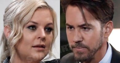 General Hospital Spoilers: Maxie Jones (Kirsten Storms) Peter August (Wes Ramsey)