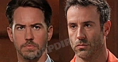 General Hospital Spoilers: Peter August (Wes Ramsey) Shiloh Archer (Coby Ryan McLaughlin)