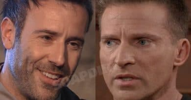 General Hospital Spoilers: Shiloh Archer (Coby Ryan McLaughlin) - Jason Morgan (Steve Burton)