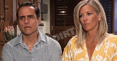 General Hospital Spoilers: Sonny Corinthos (Maurice Benard) - Carly Corinthos (Laura Wright)
