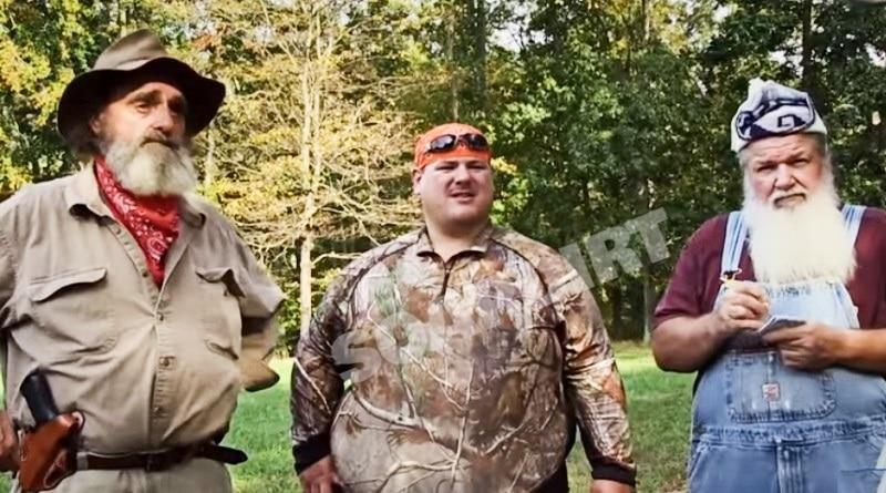 Mountain Monsters: John Trapper Tice - Jacob Buck Lowe - Jeff Headlee