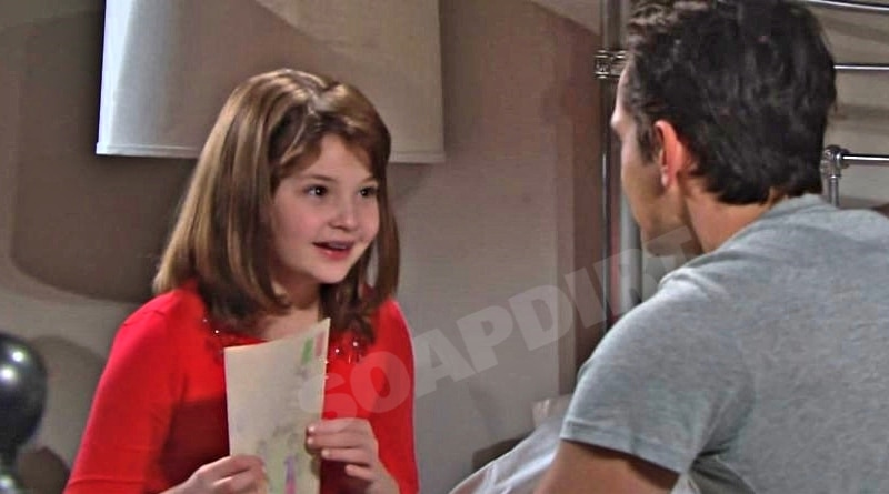 Young and the Restless: Delia Abbott (Sophie Pollono) - Billy Abbott (Jason Thompson)